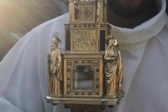 Il Reliquario a Sabaudia