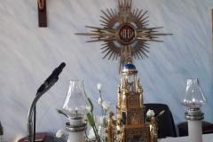 Il Reliquiario a Fontane Bianche