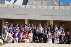 Gruppo di 26 persone della Diocesi di Seoul (Corea del Sud) in visita al Santuario Madonna delle Lacrime