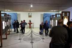 Fedeli della comunità del Santuario Maria Ss. Addolorata di Corleone, in pellegrinaggio nel Santuario Madonna delle Lacrime