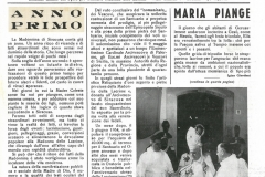 RIVISTA N°5 DEL 1954